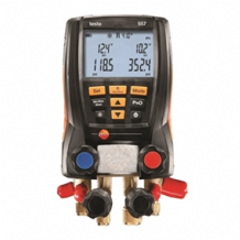 Testo 557 - Digital 4-Way Manifold (Bluetooth)